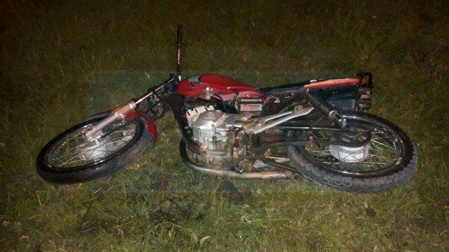 Dos motos colisionaron y por el impacto perdieron la vida dos jóvenes
