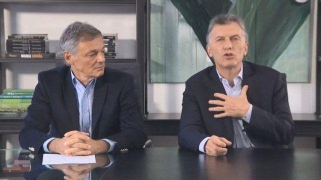 Macri: No se dejen llevar por las locuras que impulsa Cristina