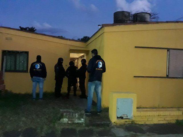 Cayó una banda liderada por un narco desde la cárcel: hay 11 detenidos