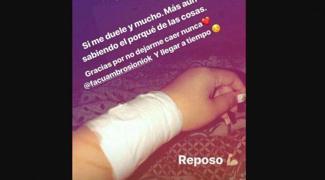 Preocupa la salud de Morena Rial: otro mensaje alarma a las redes