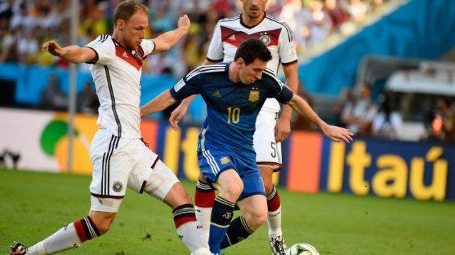 Lo que faltaba: la selección de Alemania se burló de Argentina en Twitter