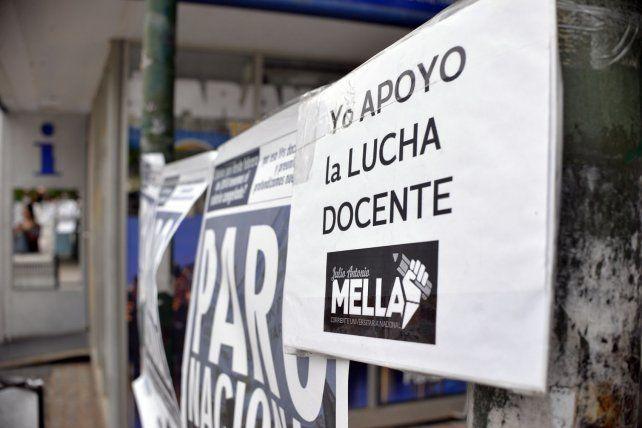 La presencia de los militantes universitarios de Mella.
