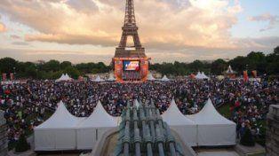 Francia prohibió las pantallas gigantes durante el Mundial