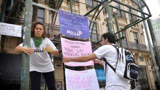 Militantes por una universidad Feminista