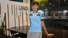Mirko Boller el arquero de Belgrano de Paraná que tendrá la oportunidad de mostrarse en Racing Club FotoUNOMateo Oviedo