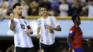 Goleada de Argentina en su despedida rumbo al Mundial