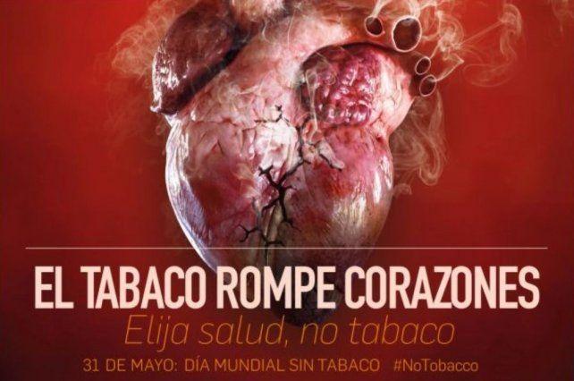 En el Día Mundial Sin Tabaco, la OMS público su estadística anual
