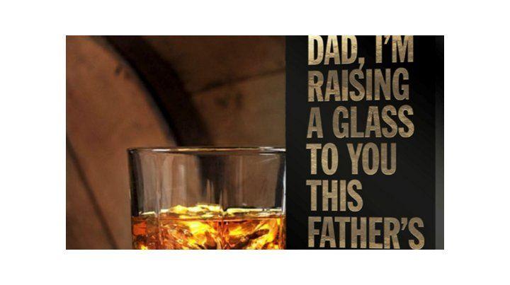 Una premiada publicidad de whisky por el día del padre.