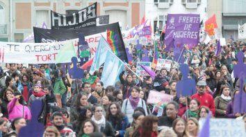 al grito de ni una menos, este lunes las mujeres volveran a copar las calles