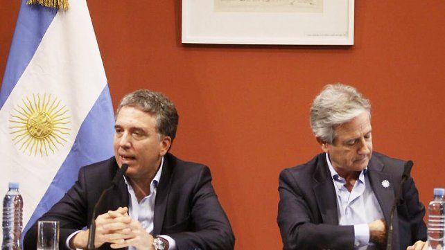 Dujovne anunció un recorte del gasto público por 20.000 millones de pesos