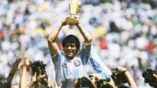 Maradona fue elegido como el mejor jugador de los mundiales por una revista británica