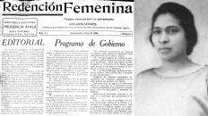 prudencia ayala, la primera latina que quiso ser presidenta y tildaron de loca