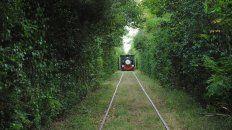 una nueva esperanza para la vuelta del tren, de la mano del turismo y de la produccion
