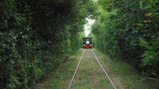 Una nueva esperanza para la vuelta del tren, de la mano del turismo y de la producción