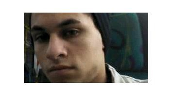 Daniel Rodolfo Alcaraz tiene 21 años.