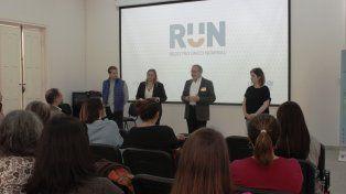 El RUN se realiza a través de un trabajo conjunto entre el Consejo Provincial del Niño