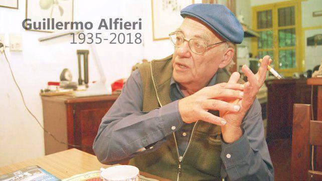 Juntan firmas para que una calle de Paraná se llame Guillermo Alfieri