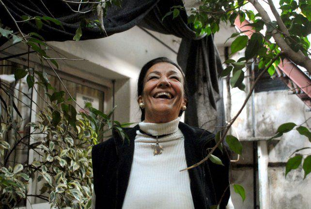 Stella en una foto de UNO lograda en mayo de 2008.