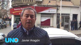 Allanamientos en oficinas municipales: el informe de Javier Aragón