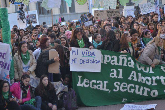 #4J: La marcha de Paraná en imágenes