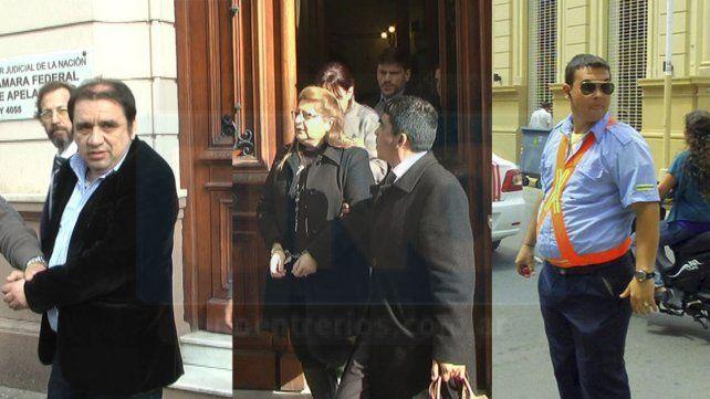 Los detenidos. Pablo Hernández
