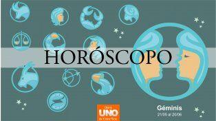El horóscopo para hoy lunes 6 de agosto