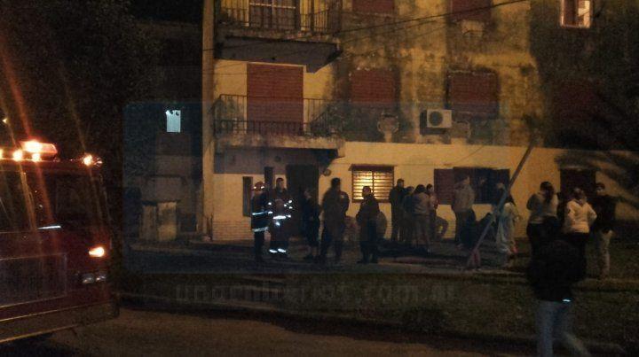 Se incendió otro departamento del barrio Jardines del Sur de Paraná