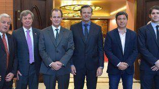 Balance. La delegación institucional de la provincia regresó luego del viaje al sudeste asiático.
