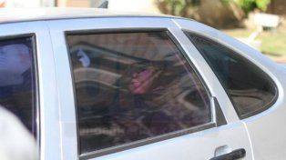 La expareja de Tavi Celis entró en Programa de Protección de Testigos y la trasladaron