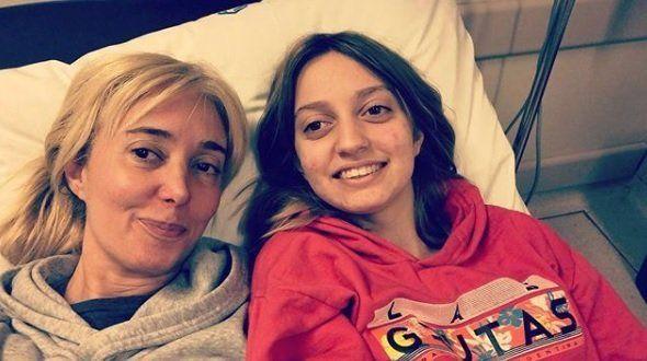 El terrible momento de Marisa Brel con su hija internada: Lloro a escondidas; recen por ella