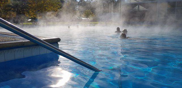 Expectativas. Las centros termales serán una opción para visitantes de todo el país y de Uruguay.