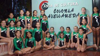 Hay equipo. Parte del grupo que entrena en Colonia Avellaneda y que disfruta de ser parte de esta actividad que busca crecer, sumar adeptos y seguir compitiendo a nivel provincial y nacional.