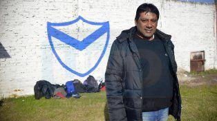 Un gran recuerdo. Darío Albertini rememoró la gestión de su padre Enrique en la V Azulada.