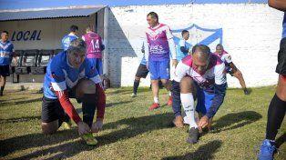 Sportivo Urquiza siguió con los festejos
