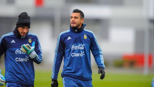 Habló Chiquito: Le aseguré a Sampaoli que podía atajar contra Islandia