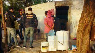 Detuvieron a los hermanos Villalba por balear a un joven de 22
