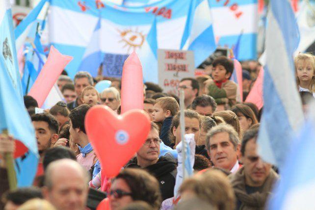 Repercusiones por la masiva manifestación en contra de la legalización del aborto