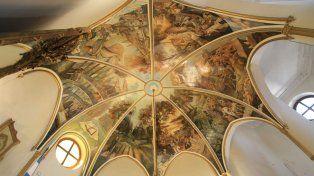 El techo del recinto será testigo de una nueva sesión.