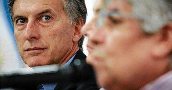 Moyano denunció penalmente a Macri por espionaje ilegal