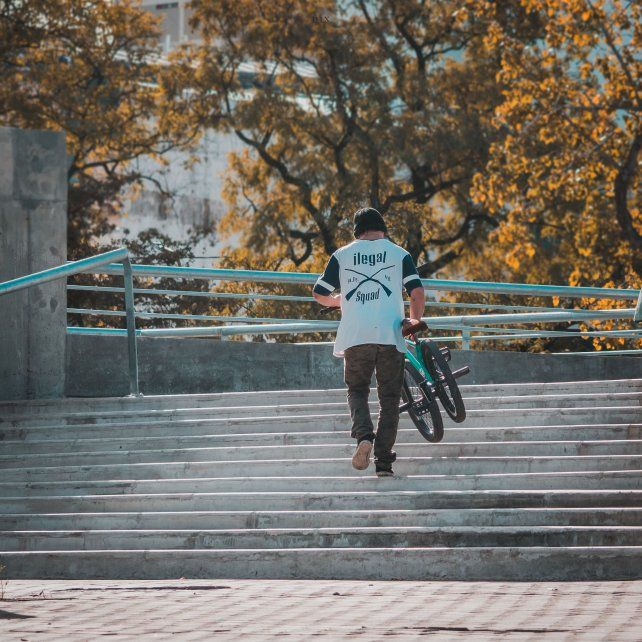 Mau Díx  filmó y editó un video de Lautaro Ramos