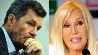 Marcelo Tinelli y Susana Giménez, a favor de la legalización del aborto: contundentes mensajes en las redes