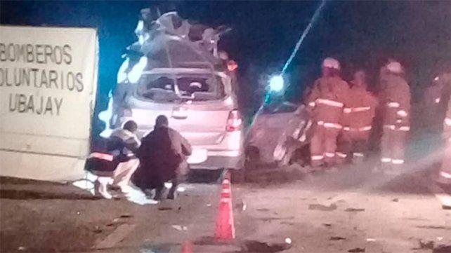 Tragedia vial: Joven fallecido se había recibido de ingeniero el viernes