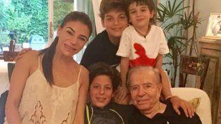 Máximo Menem reveló por qué tiene miedo de ir a la casa de su padre