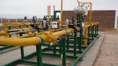 gasnea construye un nuevo gasoducto a villaguay