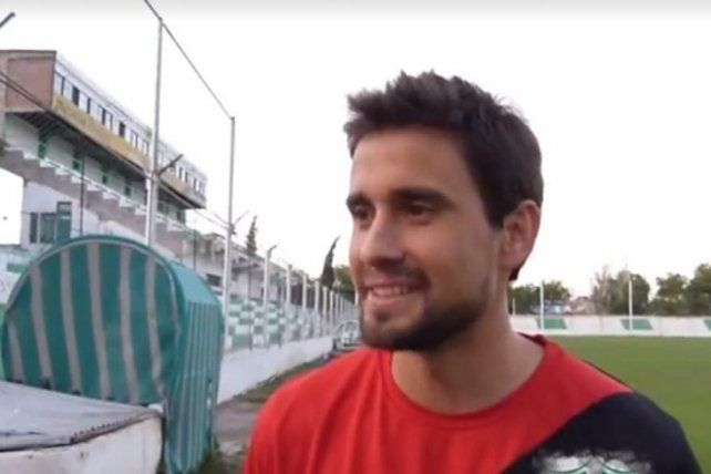 Lucas Ceballos, el segundo refuerzo del Patrón