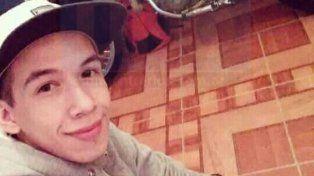 La víctima. El joven de 23 años dejó de existir en la tarde de este martes en el San Martín. Foto: Facebook