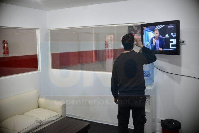 Sala de estar de Lubricar