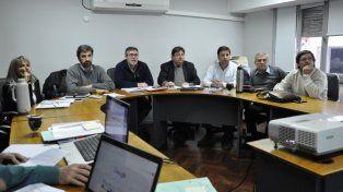 Se reunió esta tarde la comisión de Asuntos Constitucionales y Acuerdos del Senado.