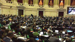 Aborto: entre el guiso verde y el ayuno esperan la votación legislativa