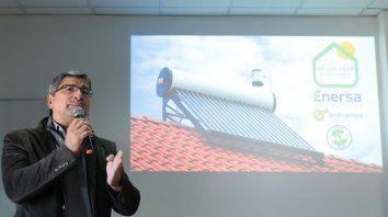 Este nuevo programa se enmarca en nuestro Plan Energético a 10 años, explicó el presidente de Enersa, Jorge González.